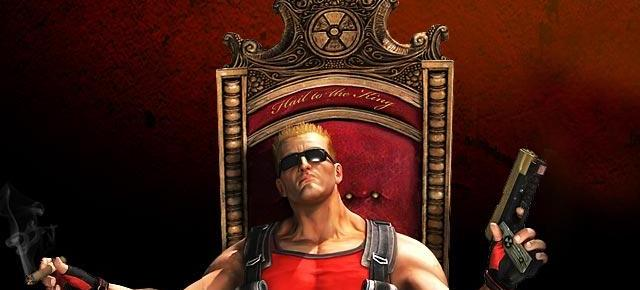 Duke Nukem Forever Delayed