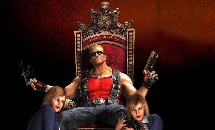 duke nukem forever wallpaper. Duke Nukem Forever is the