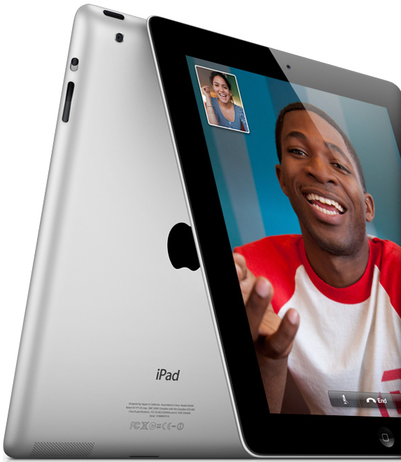 Apple's Steve Jobs unveils iPad 2