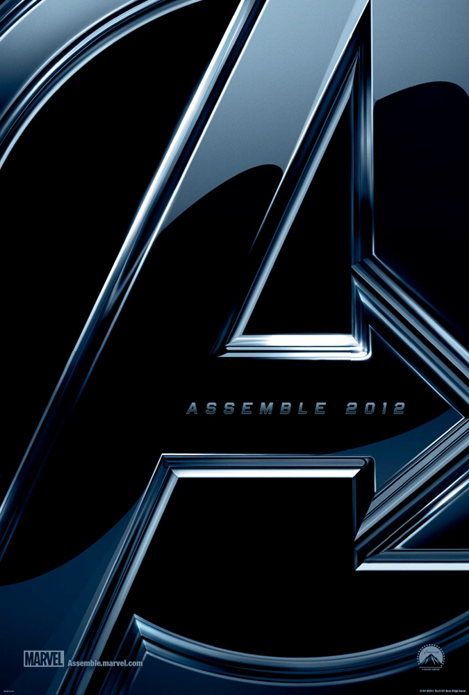 The Avengers poster unveiled