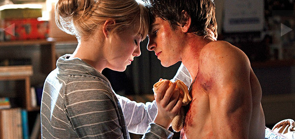 The Amazing Spider-Man- New images released