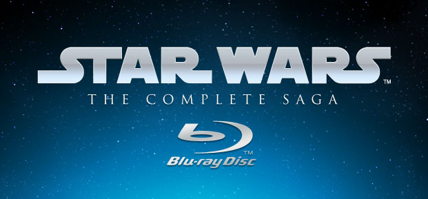 Pre-Order your copy of Star Wars: The Complete Saga on Blu-Ray today!