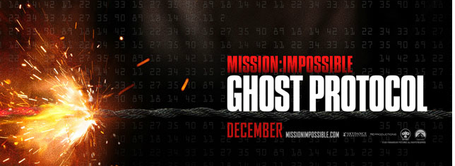 Mission Impossible: Ghost Protocol Poster Released