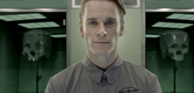 "Ridley Scott's Prometheus' ""Meet David"" goes viral"
