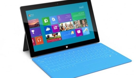 Microsoft introduces us to Surface, a revolutionary tablet  & PC combo