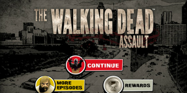 The-Walking-Dead-Assault-Game