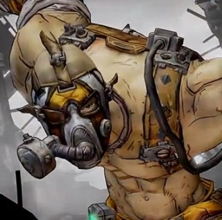 Krieg the Psycho is now available on Borderlands 2!