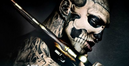 47 Ronin skeleton face