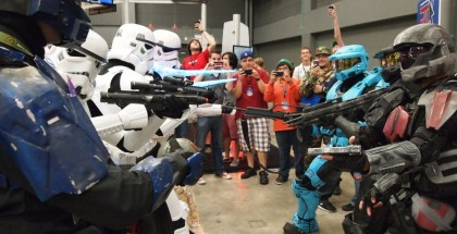 Rooster Teeth Expo 2012
