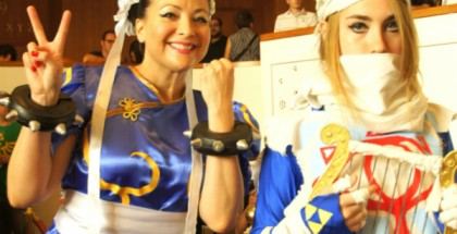 Video Games Live: Cosplayers at VGL in Houston