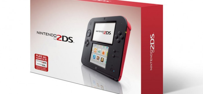 Nintendo announces 2DS