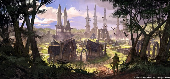 The Elder Scrolls Online will not be Free to Play