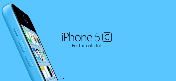 The iPhone 5C is Unapologetically Plastic for $99
