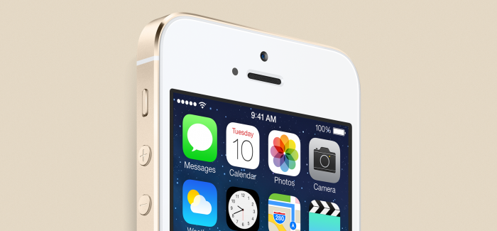 The iPhone 5S is here, and it's 64-bit