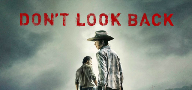 The Walking Dead mid-season 4 poster revealed
