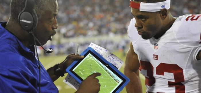 The NFL doesn't know what a Surface tablet is, but that's OK