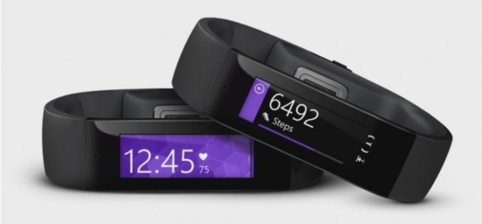 Microsoft Band is just what we needed